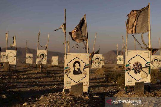 Makam etnis Hazara Afghanistan