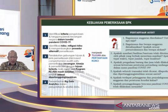 BPK berkomitmen jaga transparansi dan akuntabilitas program PEN