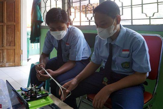 Wali Kota apresiasi pelajar MTSN 2 Kediri juara kompetisi robotik