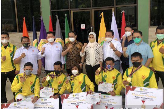 Untag Samarinda berikan beasiswa gratis peraih medali PON