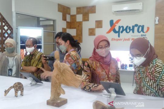 BNI dorong pelaku UMKM jajaki pasar ekspor melalui Xpora