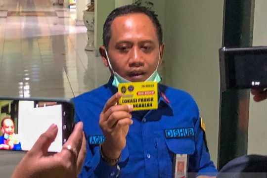 Tempat khusus parkir Yogyakarta langgar one gate system akan ditutup