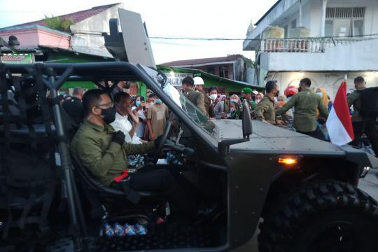 Jokowi akan ke Kalimantan Utara lagi pada November