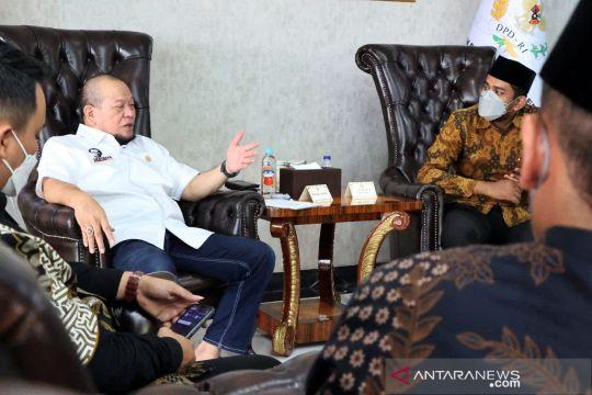 FKSI apresiasi kiprah Ketua DPD RI LaNyalla