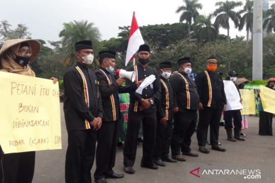 Masyarakat Nagari minta pemerintah tuntaskan sengketa tanah ulayat