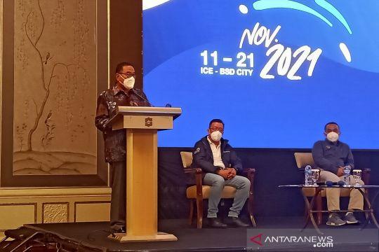 GIIAS 2021 akan dibuka langsung Presiden Jokowi