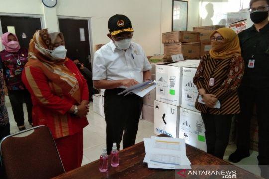 Menko PMK cek capaian dan stok vaksin di Sulawesi Tenggara