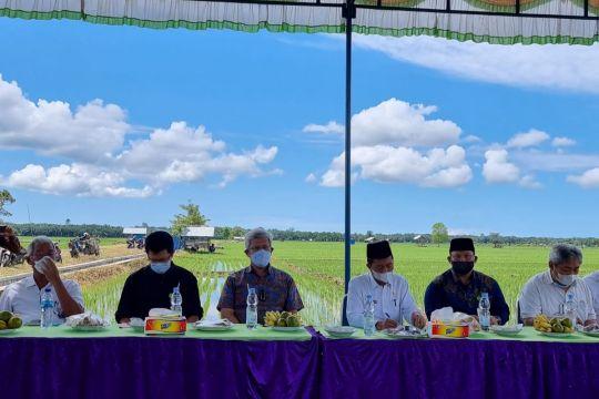 KSP serap aspirasi petani padi di Pasaman Barat