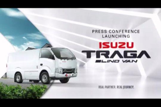 Isuzu Traga Blind Van incar pebisnis jasa logistik