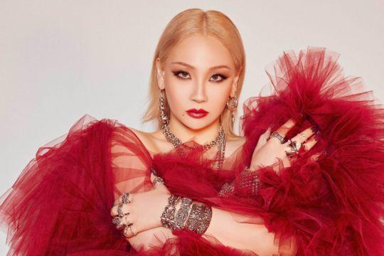 "CL rilis album perdana ""Alpha"""