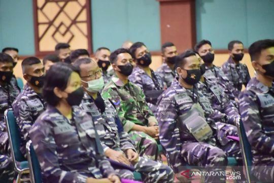 TNI AL terjun ke pelosok Bogor bantu percepat vaksinasi