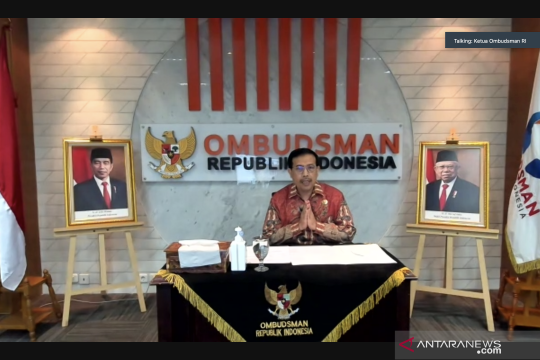Ketua Ombudsman singgung penguatan lembaga pengawas pelayanan publik
