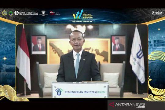 Menteri Bahlil sebut Jawa Barat provinsi paling diminati investor
