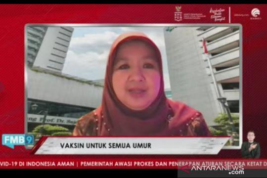 Vaksinasi Indonesia terbaik di antara negara yang bukan produsen