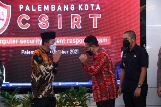 Palembang luncurkan CSIRT amankan sistem pemerintah dari peretas