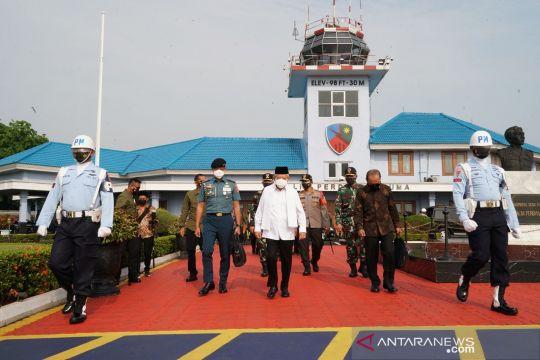 Wapres melakukan kunjungan ke Situbondo dan Banyuwangi