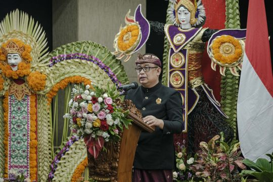Yayasan Puri Kauhan Ubud luncurkan buku Sastra Saraswati Sewana