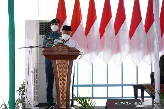 Ma'ruf Amin sebut tiga unsur penting untuk pengembangan SDM Indonesia