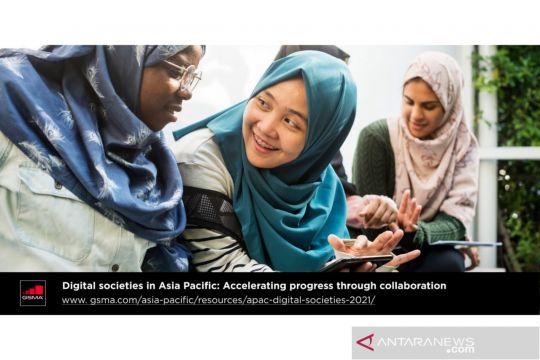 GSMA ungkap aspek kunci masyarakat digital di Asia Pasifik