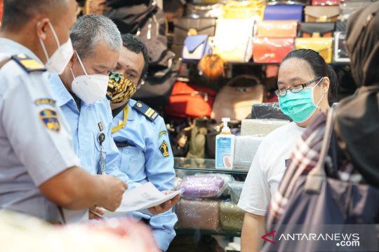 DJKI edukasi pedagang ITC Mangga Dua terkait peredaran barang palsu