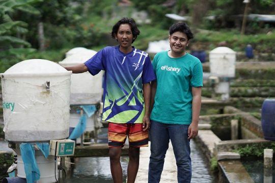 Startup eFishery gandeng pembudidaya ikan dorong ketahanan pangan