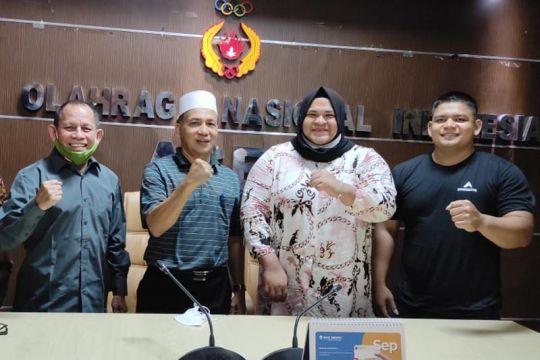 Dua lifter Aceh wakili Indonesia di kejuaraan dunia angkat besi