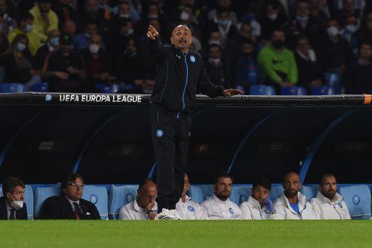 Luciano Spaletti puji kesabaran Napoli ketika kalahkan Legia Warsawa