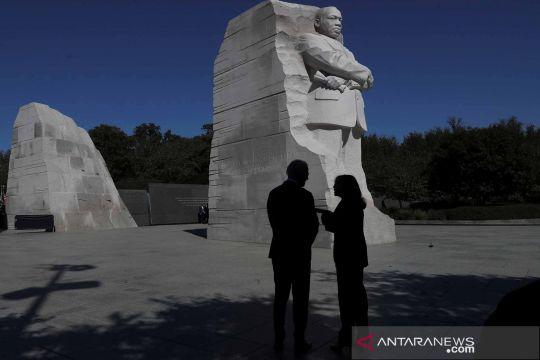 Peringatan 10 Tahun Monumen Martin Luther King Jr