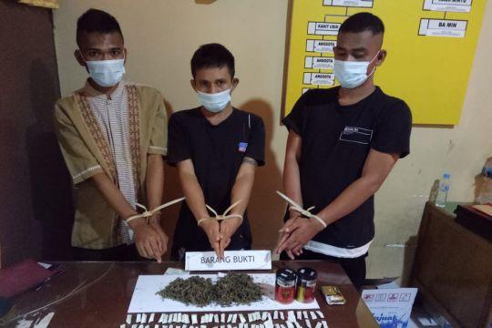 125 paket ganja ditemukan di kamar warga binaan Lapas Pariaman