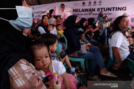 Gerakan melawan stunting dalam 2 tahun Pemerintahan Jokowi-Ma