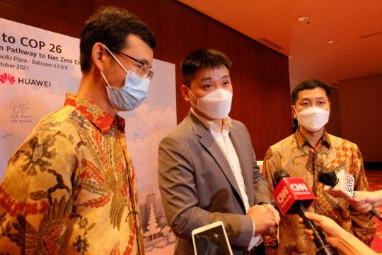 Huawei dorong energi terbarukan di Indonesia dengan solusi TIK