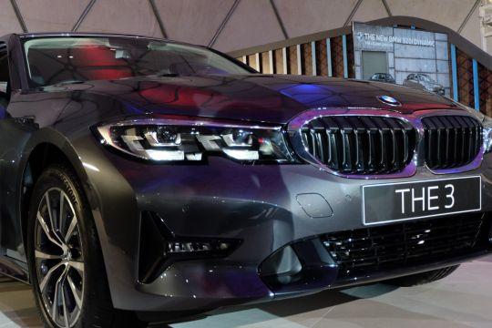 BMW 320i Dynamic tampil untuk pertama kali di acara Driving Experience