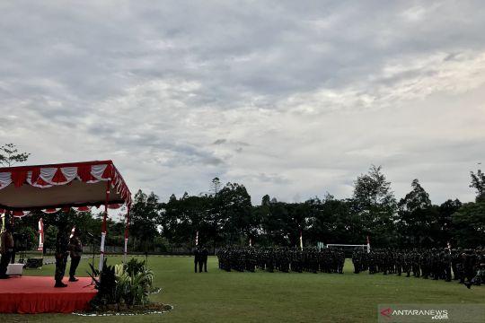 Kapolri minta polisi dan prajurit TNI waspadai KKB jelang akhir tahun