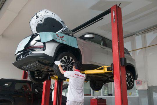 """Wuling hadirkan """"Servis Prioritas"""" untuk pemilik Almaz RS"""