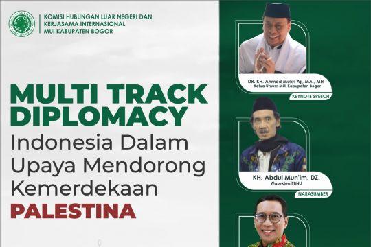 Indonesia pada jalur yang tepat perjuangkan kemerdekaan Palestina