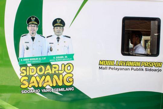 Sidoarjo-Kanim Surabaya buka layanan paspor keliling