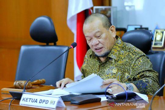 Ketua DPD minta semua daerah antisipasi COVID-19 saat PTM
