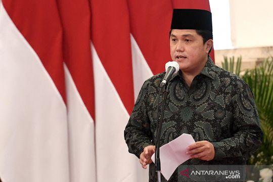 Erick Thohir buka penetrasi pasar produk halal RI di berbagai negara