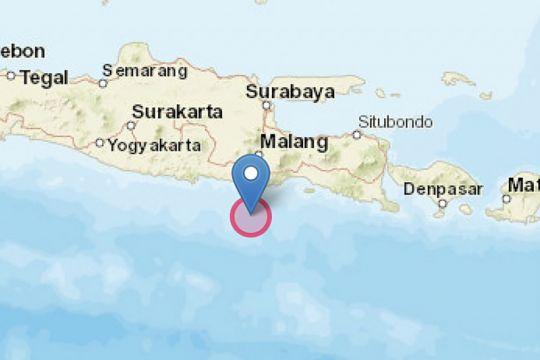 Gempa Malang disebabkan aktivitas zona subduksi bagian selatan