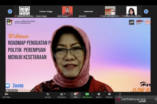 Peneliti: Perempuan dalam politik harus dukung Visi Indonesia 2045