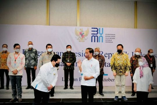 HIPMI Jaya dukung permintaan Presiden agar BUMN berani bersaing