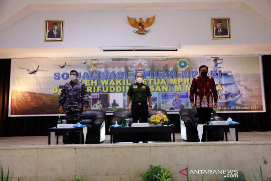 Syarief Hasan: Empat Pilar adalah modal pokok pertahankan NKRI