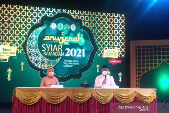 KPI apresiasi siaran berkualitas lewat Anugerah Syiar Ramadan 2021