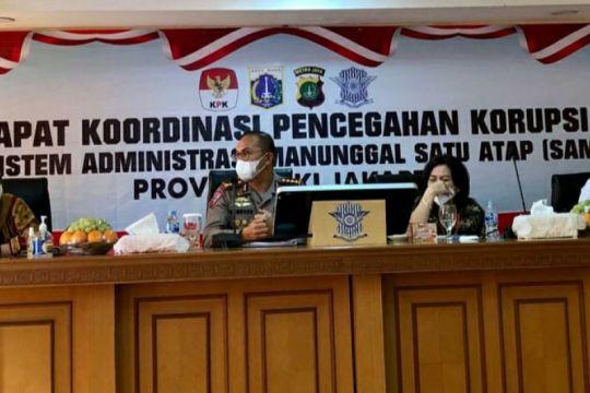 KPK koordinasi pencegahan korupsi pada Samsat DKI Jakarta