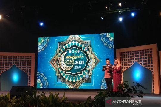 Daftar pemenang Anugerah Syiar Ramadan 2021