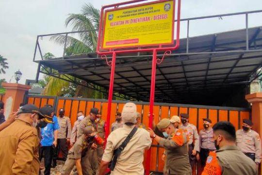 Satpol PP Depok kembali segel Sekretariat Ahmadiyah