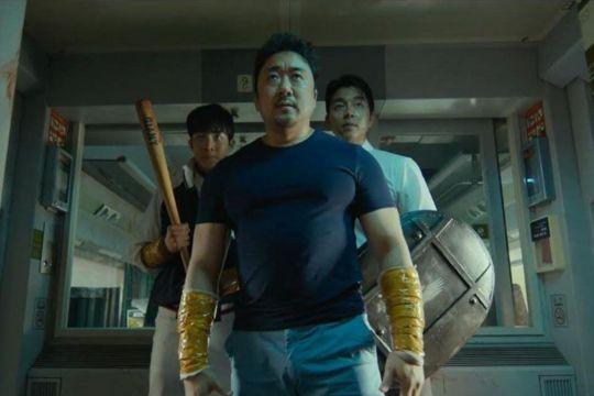 """Cerita Ma Dong-seok perankan karakter Gilgamesh di film """"Eternals"""""""