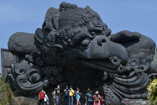Garuda Wisnu Kencana Bali dibuka kembali untuk pengunjung