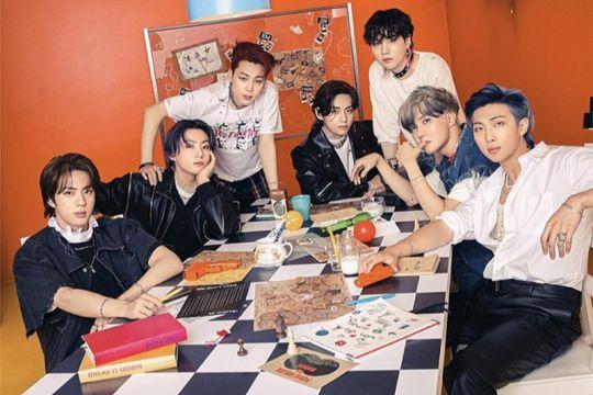 BTS keluar dari Columbia Records untuk gabung ke Universal Music Group