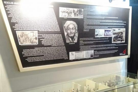 FPKS apresiasi diorama Resolusi Jihad masuk Museum 10 Nopember